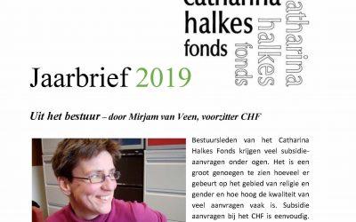 Jaarbrief 2019 online