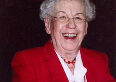2005-bijeenkomst WOMEN-Inc Beurs van Berlage - Tine Halkes-foto Irmgard Busch